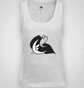Camiseta Tirantes Aikido Mujer