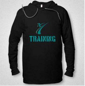 Camiseta con Capucha Training Kick