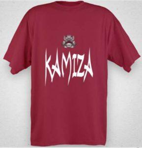 Camiseta Hombre Manga Corta Kamiza