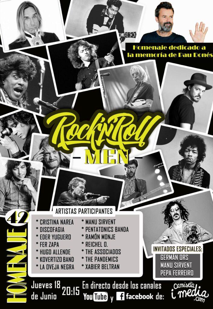 Homenaje Rock&Roll Men